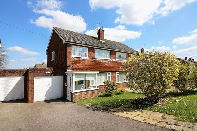 Thumbnail Semi-detached house to rent in King Cuthred Drive, Chard