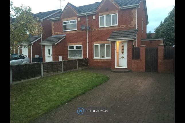 Thumbnail Semi-detached house to rent in Windmill Avenue, Salford