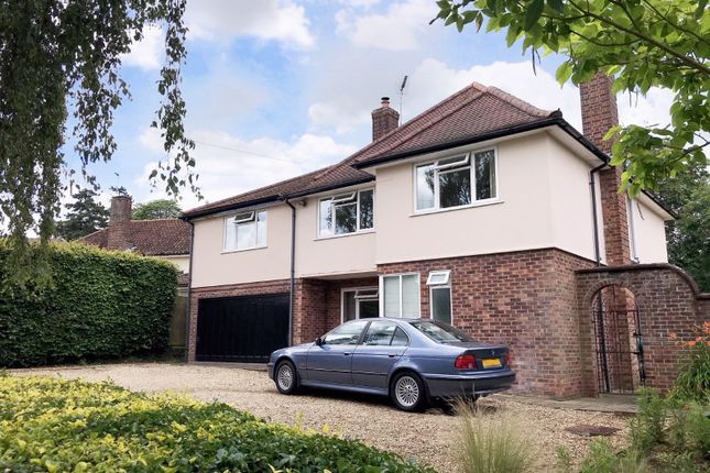 Thumbnail Detached house for sale in Bury St. Edmunds, Suffolk, Uk