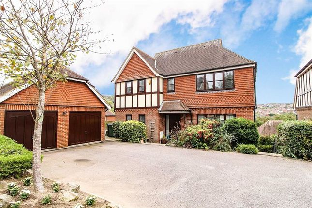 Thumbnail Detached house for sale in Stonebeach Rise, St Leonards-On-Sea, East Sussex