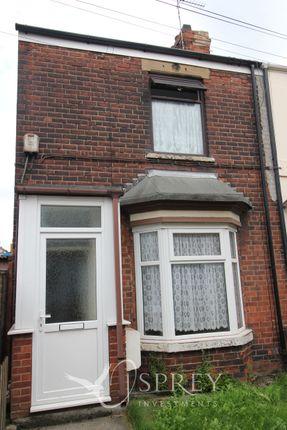 Thumbnail Terraced house to rent in Laburnum Grove, Lorraine Street, Hull