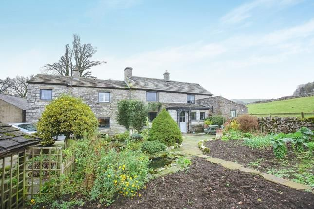 Thumbnail Detached house for sale in Old Dam, Peak Forest, Buxton, Derbyshire