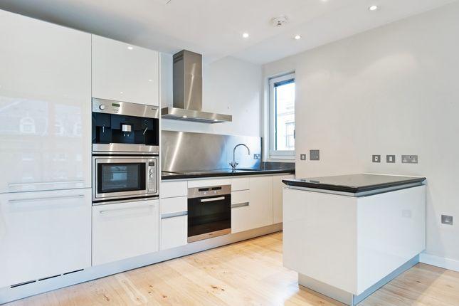 Thumbnail Flat to rent in Gatlitt Road, London