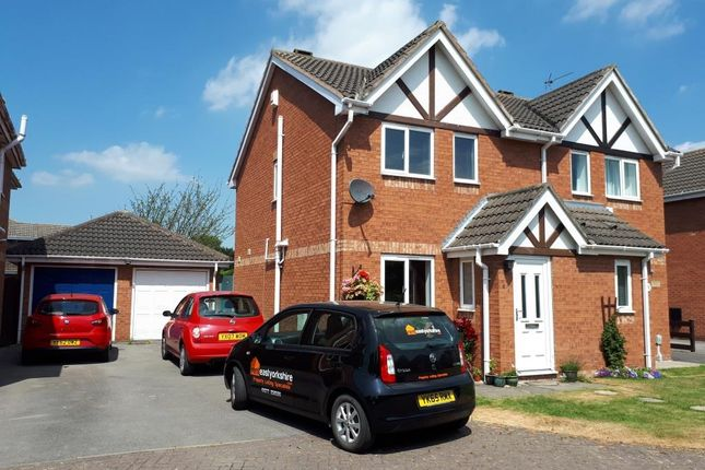 Thumbnail Semi-detached house to rent in Hillcrest Drive, Beverley