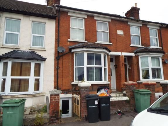 Thumbnail Terraced house for sale in Campbell Road, Maidstone, Kent