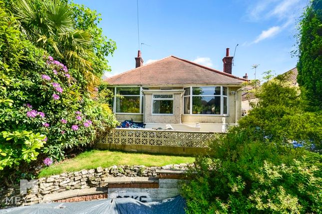 Thumbnail Detached bungalow for sale in Charminster Avenue, Charminster