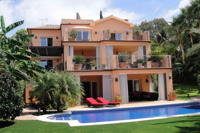 Thumbnail Villa for sale in Urbanización El Rosario, Elviria, Costa Del Sol, Andalusia, Spain