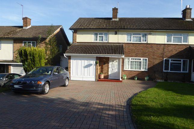 Thumbnail Semi-detached house for sale in Falconwood Road, Croydon