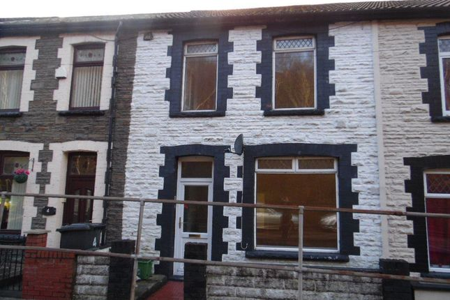 Thumbnail Terraced house to rent in Dan Y Deri Terrace, Merthyr Vale, Merthyr Tydfil