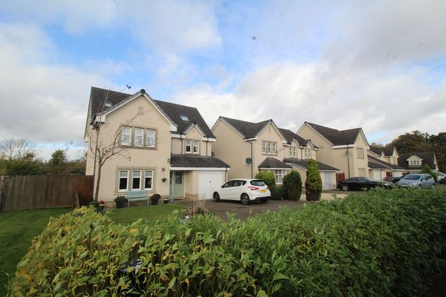 Thumbnail Detached house for sale in Oakwood Park, Deans, Livingston