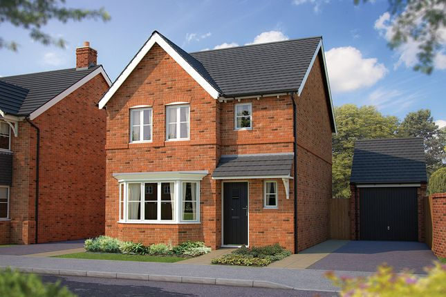"""Thumbnail Property for sale in """"The Horton"""" at The Poppies, Meadow Lane, Moulton, Northwich"""
