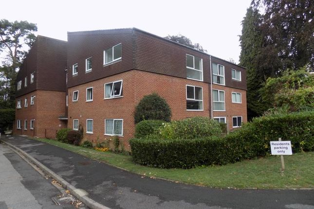 Thumbnail Flat to rent in Court Gardens, Camberley, Surrey
