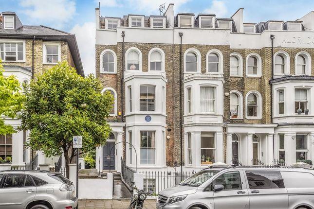 Thumbnail Flat for sale in Aldridge Road Villas, London W11,