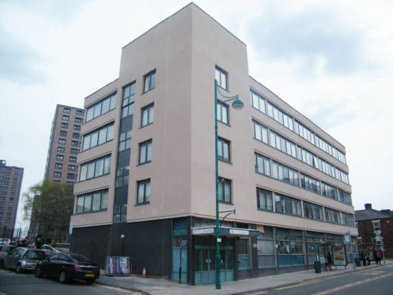 Thumbnail Flat to rent in Renaissance House, Stockport