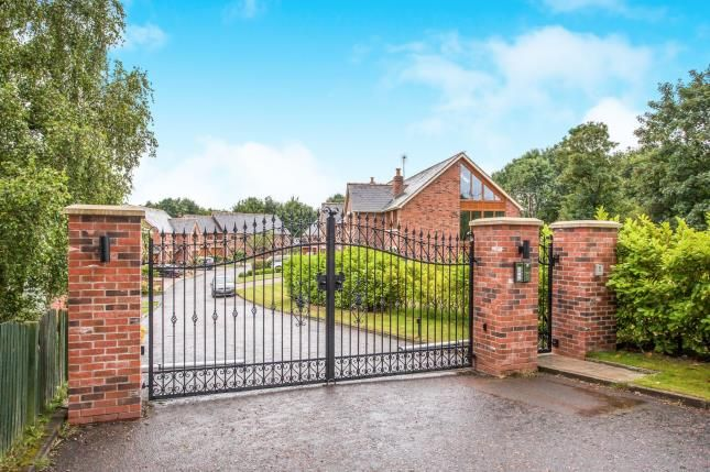 Thumbnail Link-detached house for sale in Reedymoor, Westhoughton, Bolton, Greater Manchester
