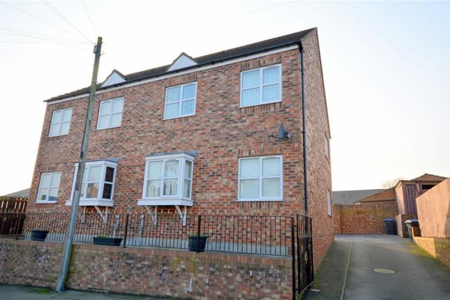 Thumbnail Flat for sale in St. Andrews Terrace, Bishop Auckland