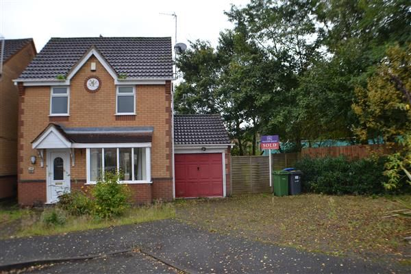 Thumbnail Detached house to rent in Totland Close, Great Sankey, Warrington