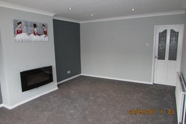 Living Room of Martin Close, Denton M34