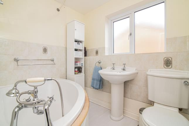 Bathroom of Summerhouse Close, Redditch, Worcestershire, Callow Hill B97