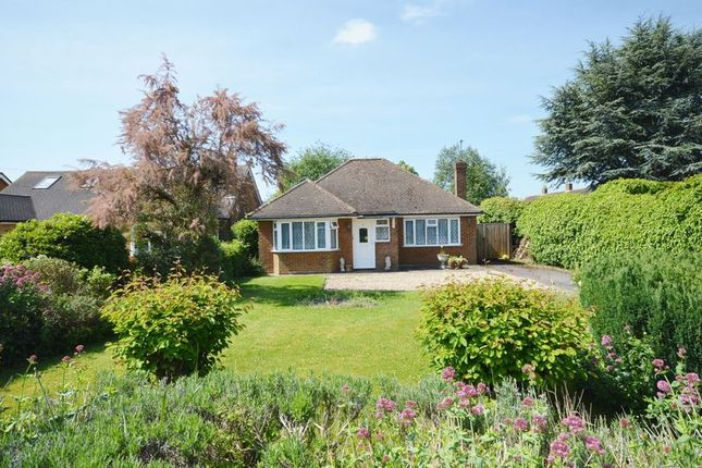 Thumbnail Detached bungalow for sale in Orchard Close, Wendover, Aylesbury