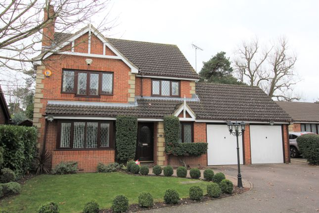 Thumbnail Detached house to rent in Chester Close, Potters Bar