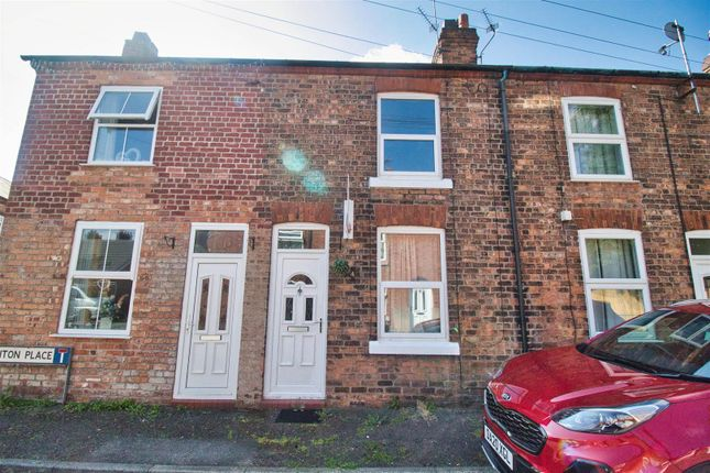 2 bed terraced house to rent in Canton Place, Northwich CW8