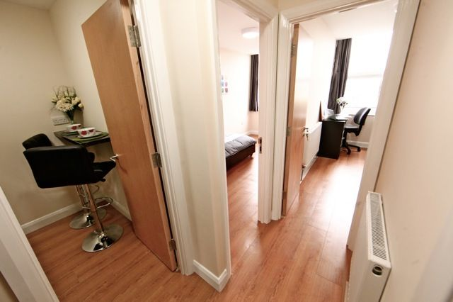 Thumbnail Flat to rent in Upper George Street, Luton