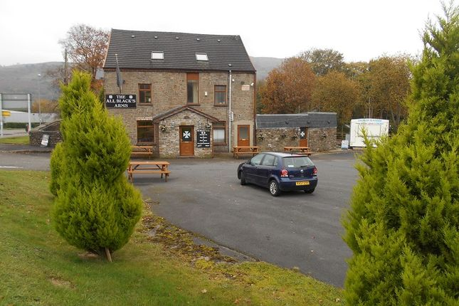 Thumbnail Commercial property for sale in Gurnos, Swansea