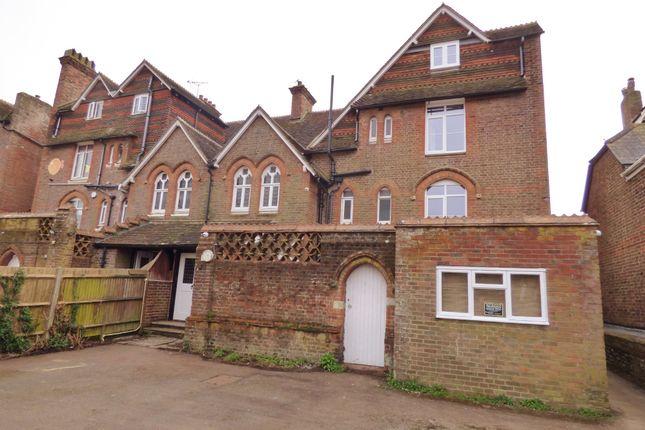 Thumbnail Studio to rent in Selborne Place, Selborne Road, Littlehampton