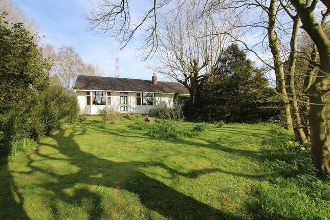 Thumbnail Detached bungalow for sale in Hall Carr Lane, Longton, Preston