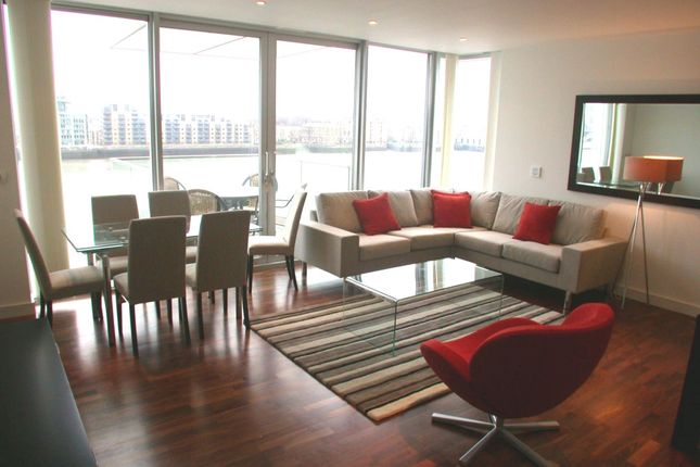 Thumbnail Flat to rent in Tempus Wharf, Luna House, Tower Bridge