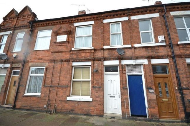 Thumbnail Terraced house to rent in Shakespeare Street, Knighton Fields, Leicester