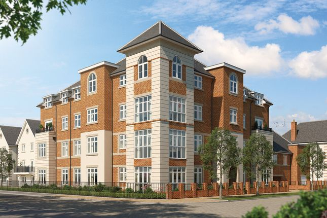Thumbnail Flat for sale in Corunna By Bellway, Aldershot