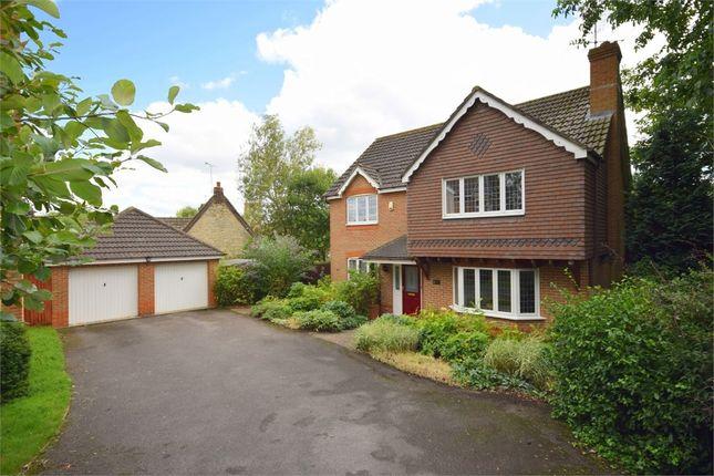 Thumbnail Detached house for sale in Croft Lane, Roade, Northampton