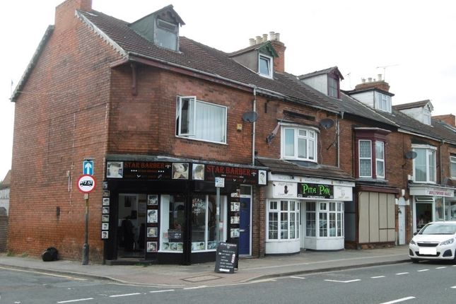 Thumbnail Commercial property for sale in 112/114 Trinity Street, Gainsborough, Lincolnshire