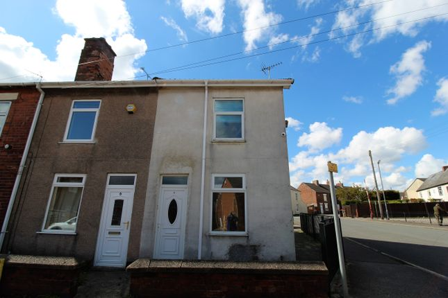 3 bed end terrace house to rent in New Street, Huthwaite, Sutton-In-Ashfield NG17