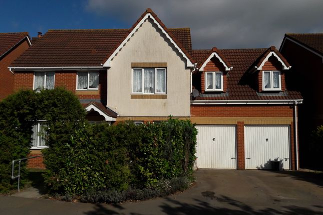 Thumbnail Detached house for sale in Pomphrey Hill Mangotsfield, Bristol