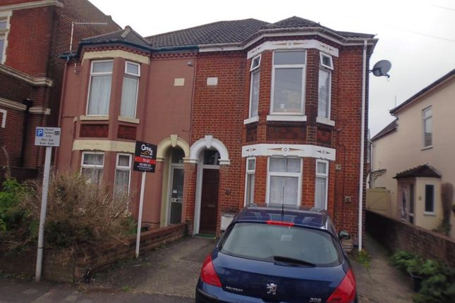 Thumbnail Flat to rent in Desborough Road, Eastleigh