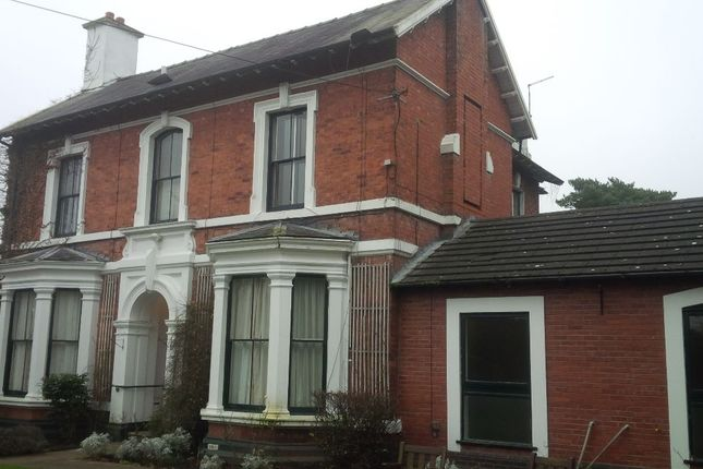 Thumbnail Detached house to rent in Forton Road, Newport