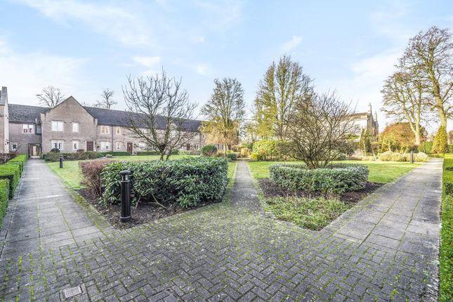 Communal Gardens of Bicester, Oxfordshire OX26