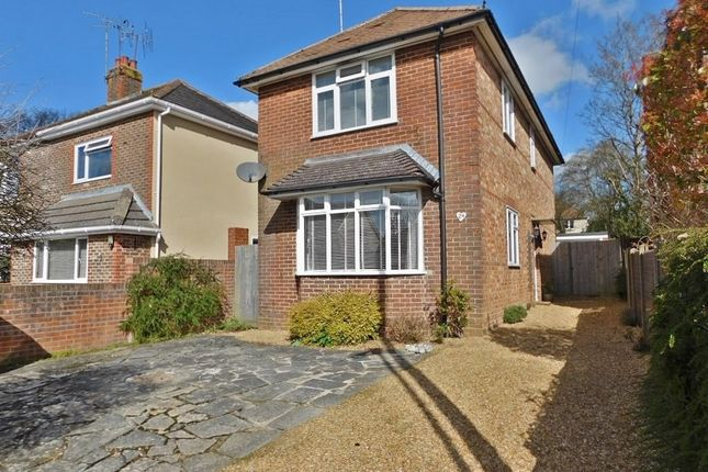 Thumbnail Detached house for sale in Craigwell Road, Purbrook, Waterlooville