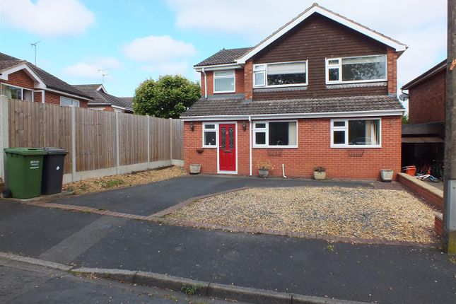 Thumbnail Detached house for sale in Newton Close, Bewdley