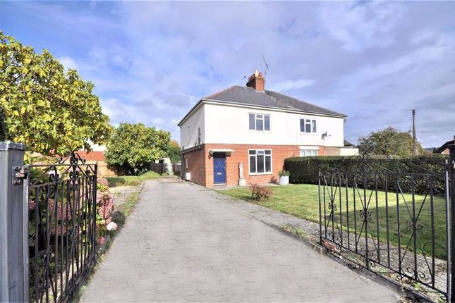 Thumbnail Semi-detached house for sale in Kingley Road, Cashes Green, Stroud