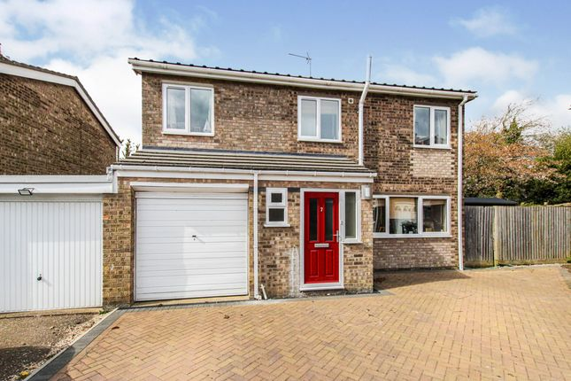 Thumbnail Link-detached house for sale in Ely, Cambridgeshire