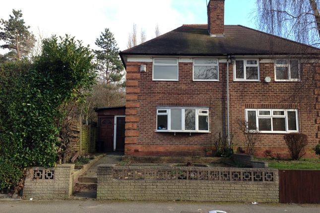 Thumbnail Semi-detached house for sale in Turfpits Lane, Erdington, Birmingham