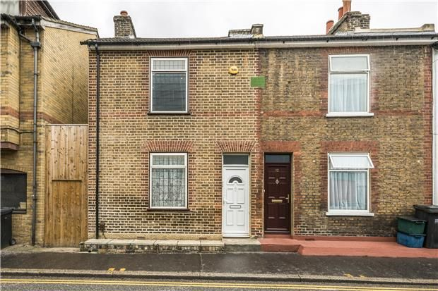 Thumbnail End terrace house for sale in Speakers Court, St. James's Road, Croydon