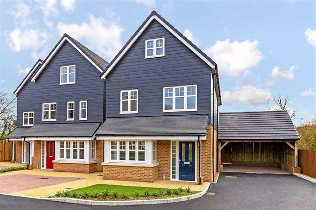 Thumbnail Detached house for sale in Cambridge Road, Puckeridge, Hertfordshire