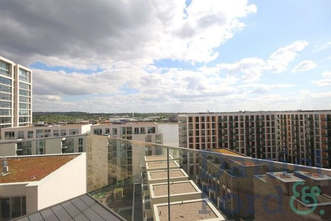 Thumbnail Flat to rent in Commodore House, 8 Admiralty Avenue, London