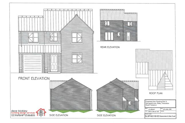 Thumbnail Detached house for sale in Springwell Lane, Balby, Doncaster