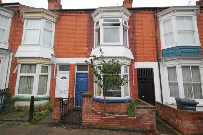 Thumbnail Terraced house for sale in Cambridge Street, West End, Leicester